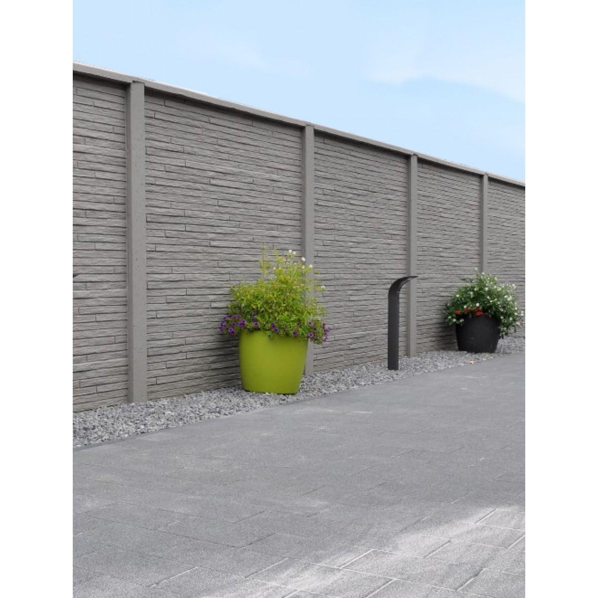 Collectie betonschuttingen van Schutting33